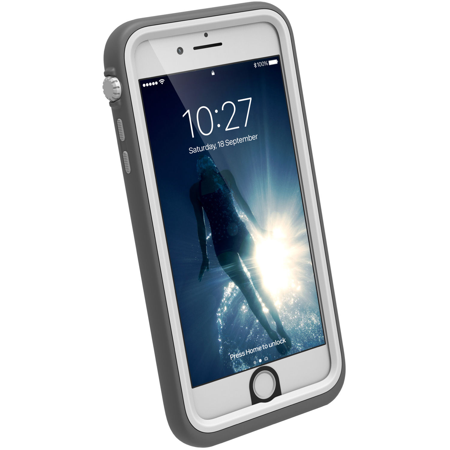 best loved 21c2f debe3 Catalyst Case for iPhone 7 Plus (Alpine White)