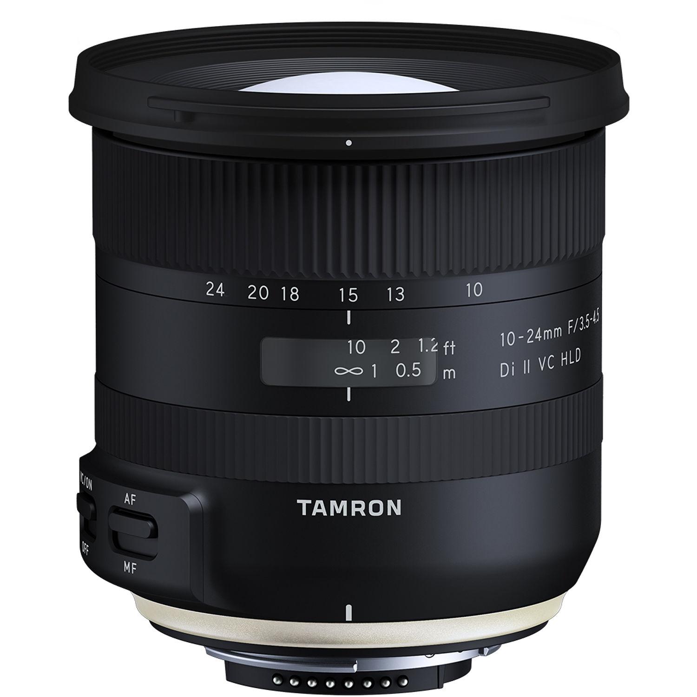 Tamron 10-24mm f/3 5-4 5 Di II VC HLD Lens for Nikon F