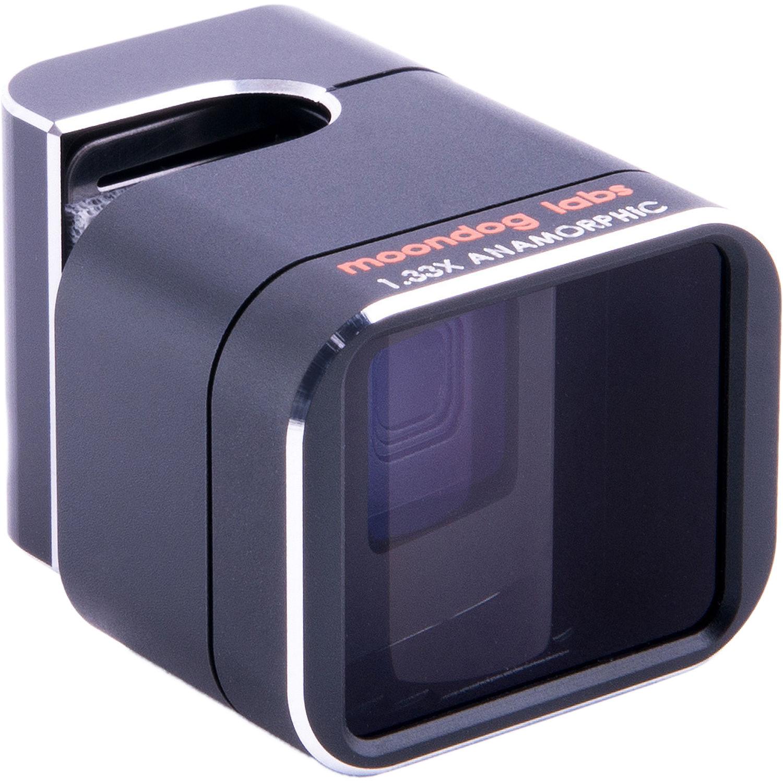 cheaper abd98 42aeb Moondog Labs 1.33x Anamorphic Adapter Lens (iPhone 6/6s)