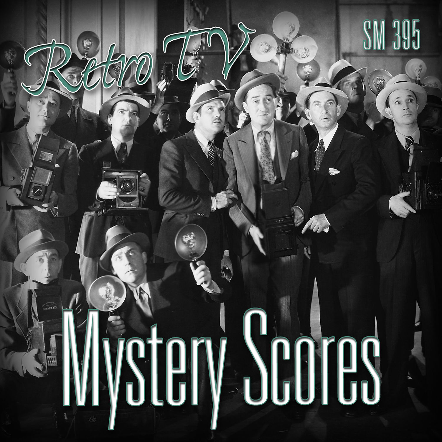 Sound Ideas Retro TV Mystery Scores - Royalty-Free Music (Download)
