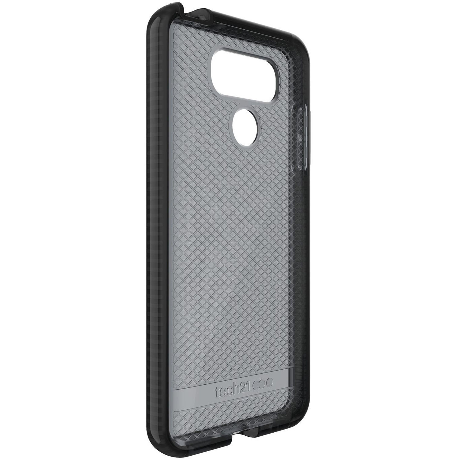 release date a6cad 8acdd Tech21 Evo Check Case for LG G6 (Smokey/Black)