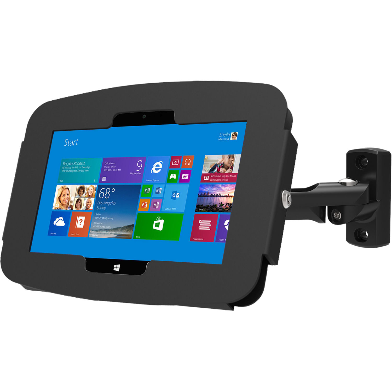 Maclocks Space Surface Tablet Enclosure Swing Arm 827b530geb B H