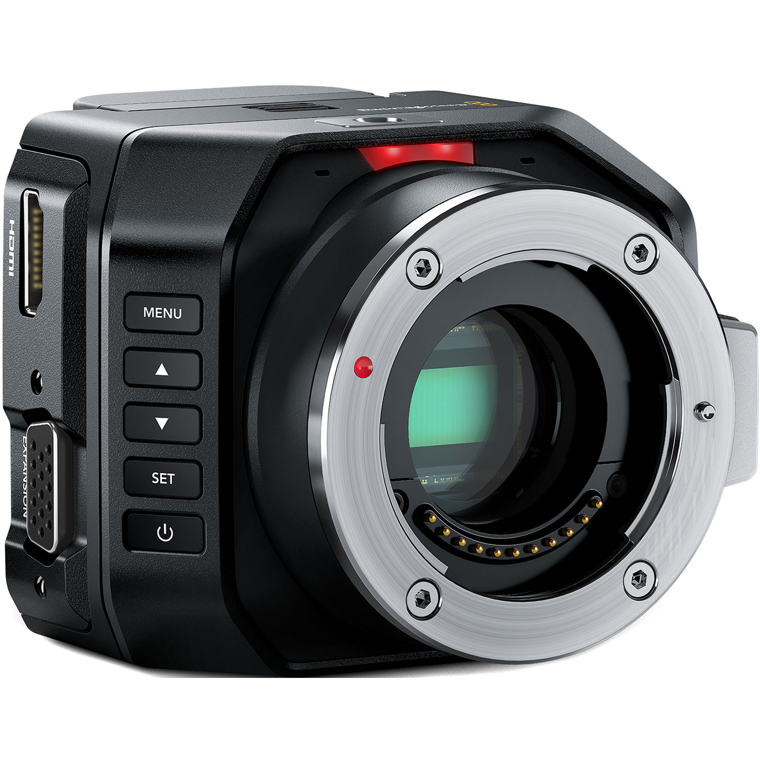Blackmagic Design Micro Studio Camera 4k Cinstudmft Uhd Mr B H