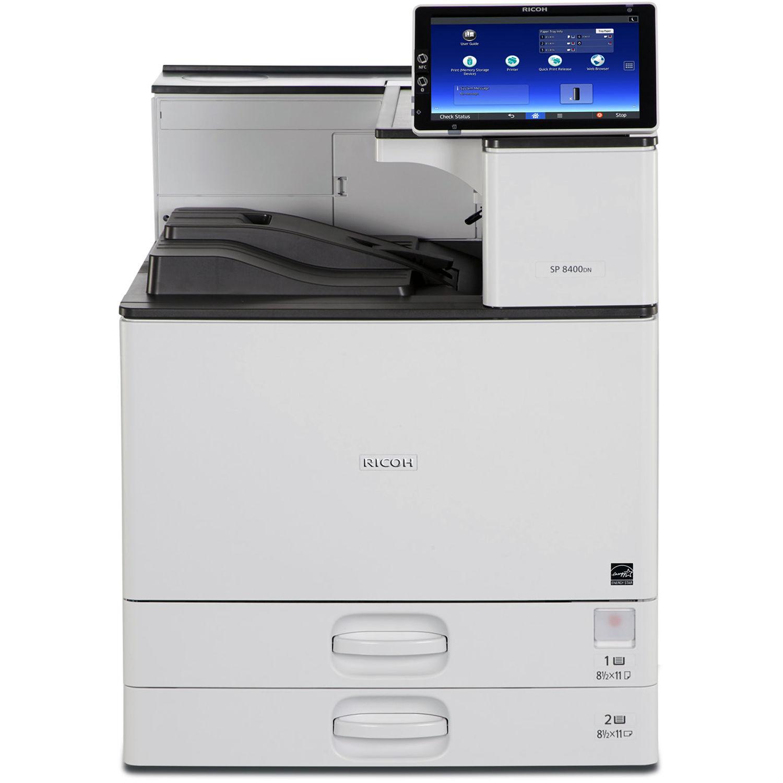 Ricoh SP 8400DN Monochrome Laser Printer