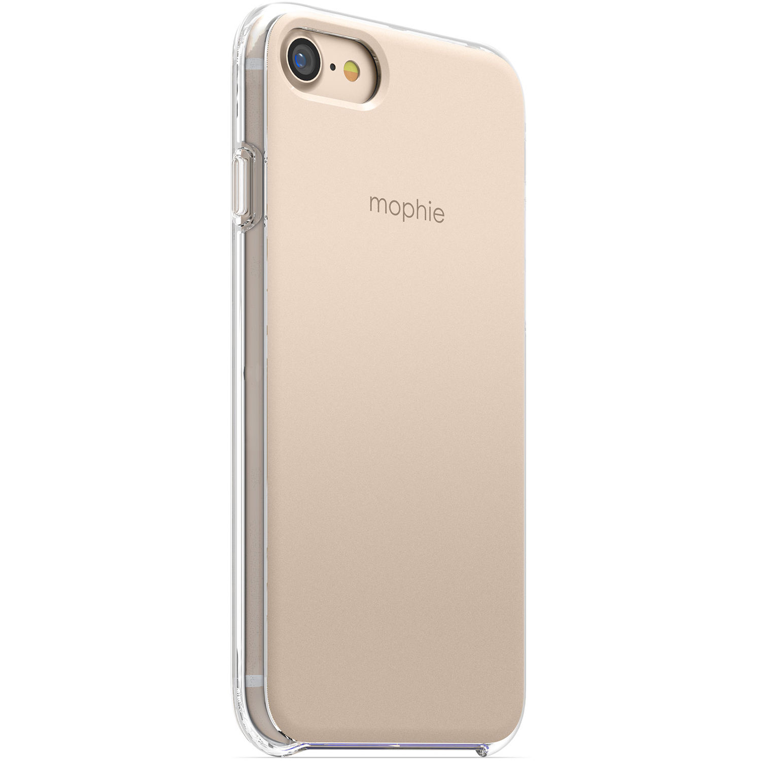 best loved 207ee 97ddc mophie Hold Force Base Case for iPhone 7 and iPhone 8 (Gold Gradient)