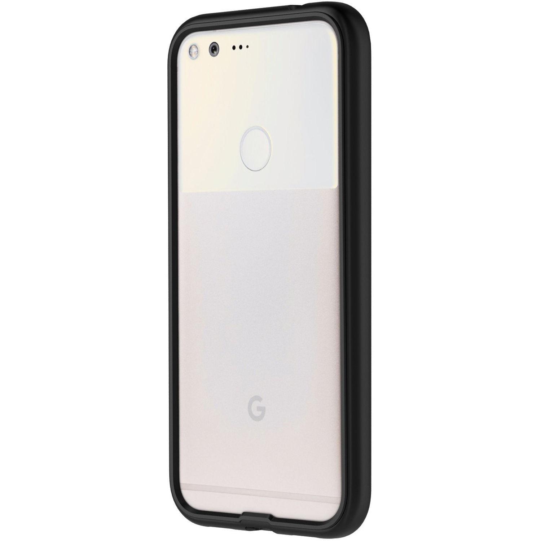 uk availability f9571 5c745 RhinoShield CrashGuard Bumper Case for Google Pixel (Black)