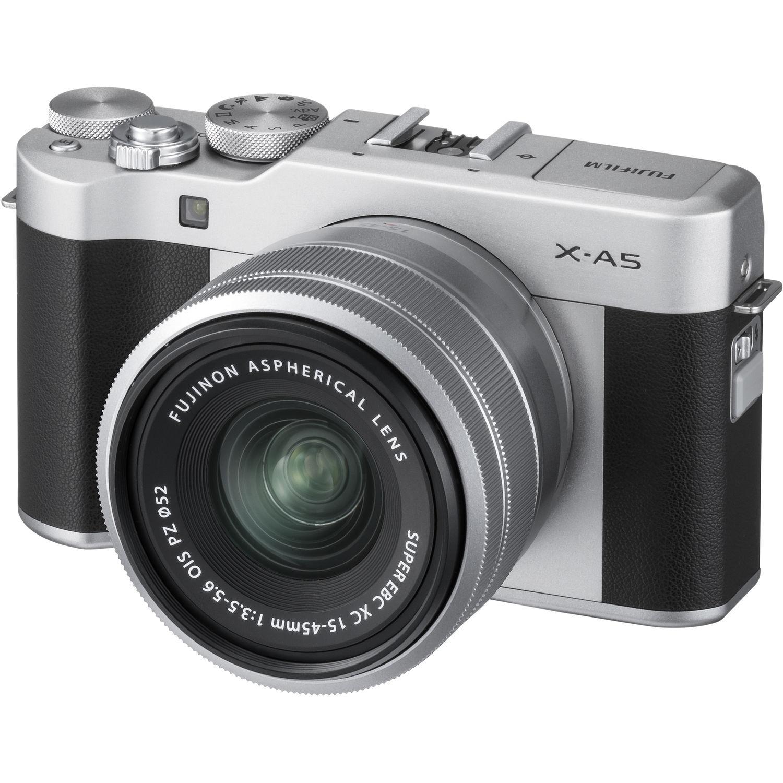 Navitech Lightweight Aluminium Tripod Compatible with The/Fujifilm X-A5