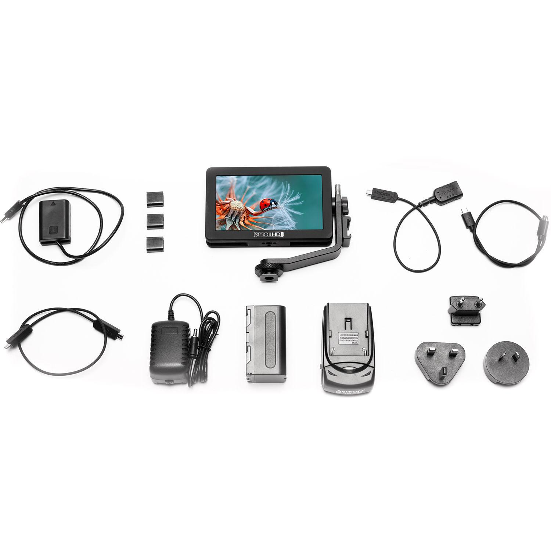 SmallHD FOCUS Sony Bundle