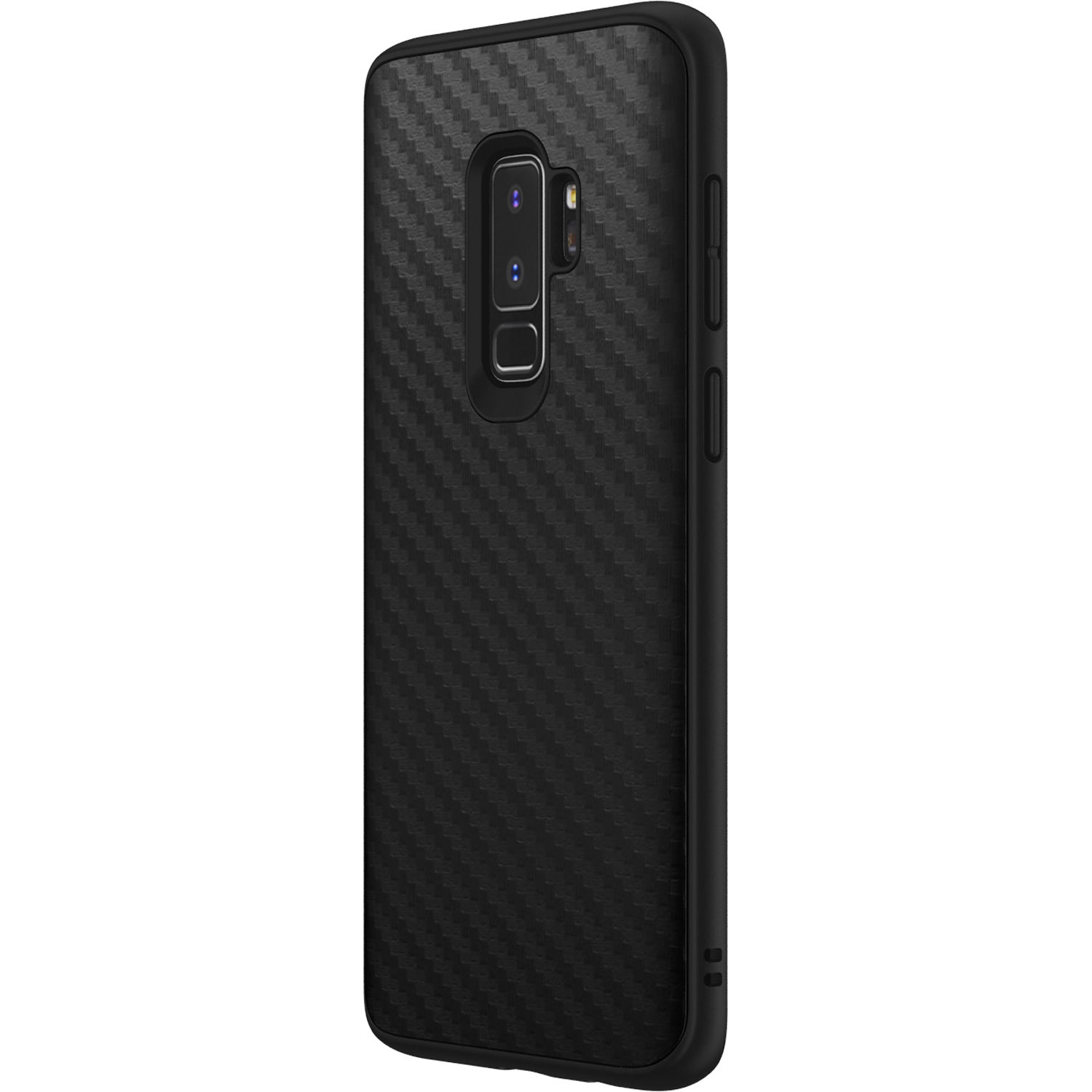 more photos 11eed 506c5 RhinoShield SolidSuit Case for Samsung Galaxy S9+ (Carbon Fiber Finish)