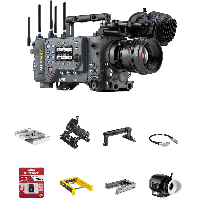 ARRI ALEXA SXT W Basic Camera Set (LDS PL) K0 0014994 B&H Photo