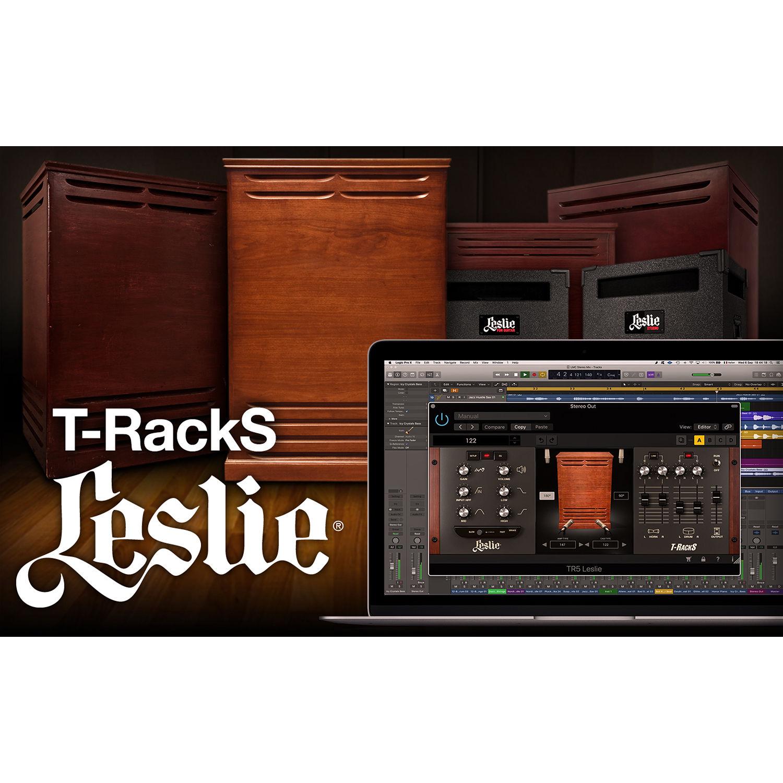Ik Multimedia T Racks Leslie Rotary Speaker Tr 500 Lsl Dd B H