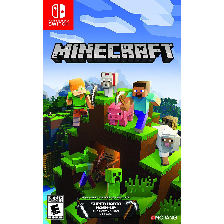 Nintendo Minecraft (Nintendo Switch)