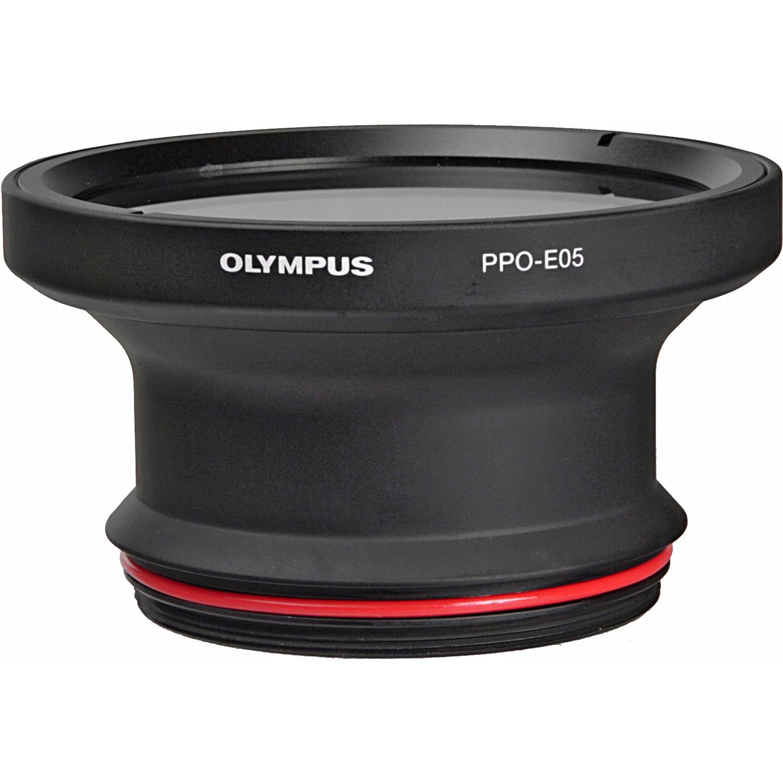 Olympus PPO-E05 Flat Port for Zuiko Digital 14-42mm or 35mm Lens