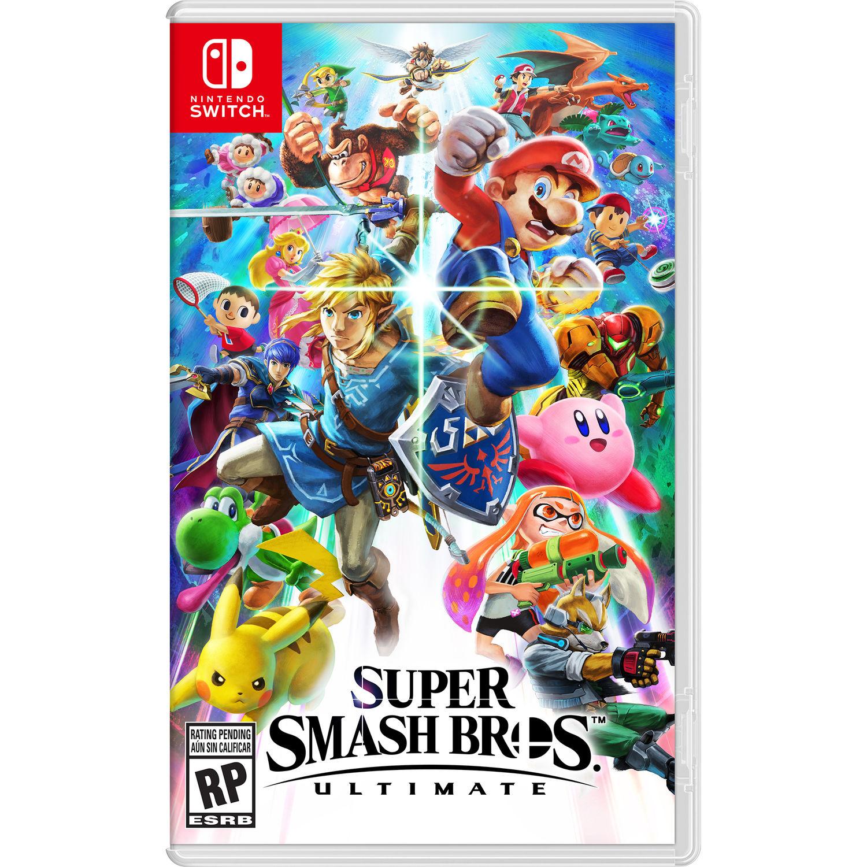 Nintendo Super Smash Bros Ultimate Nintendo Switch Hacpaaaba