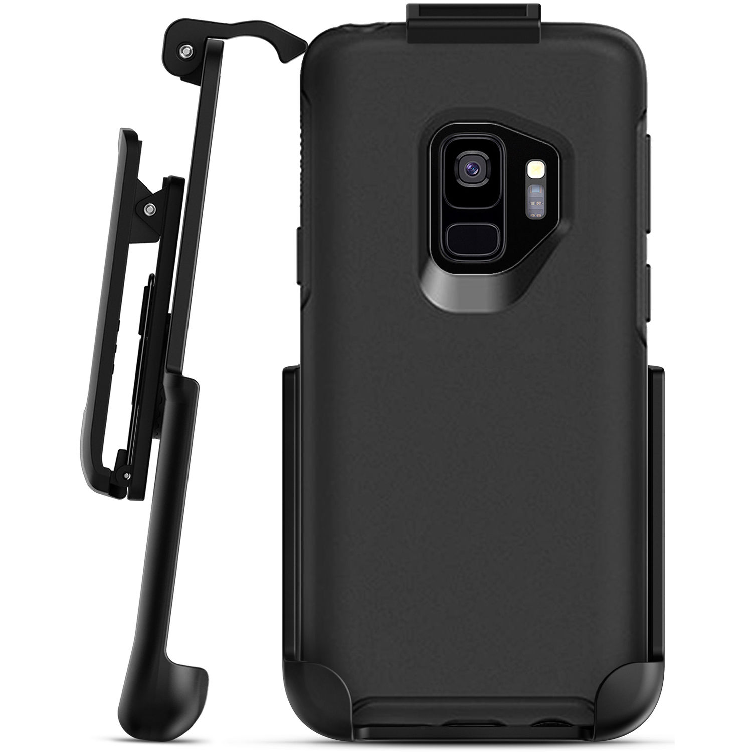 new styles 77c7f 78102 Encased Belt Clip Holster for Galaxy S9 OtterBox Symmetry Case