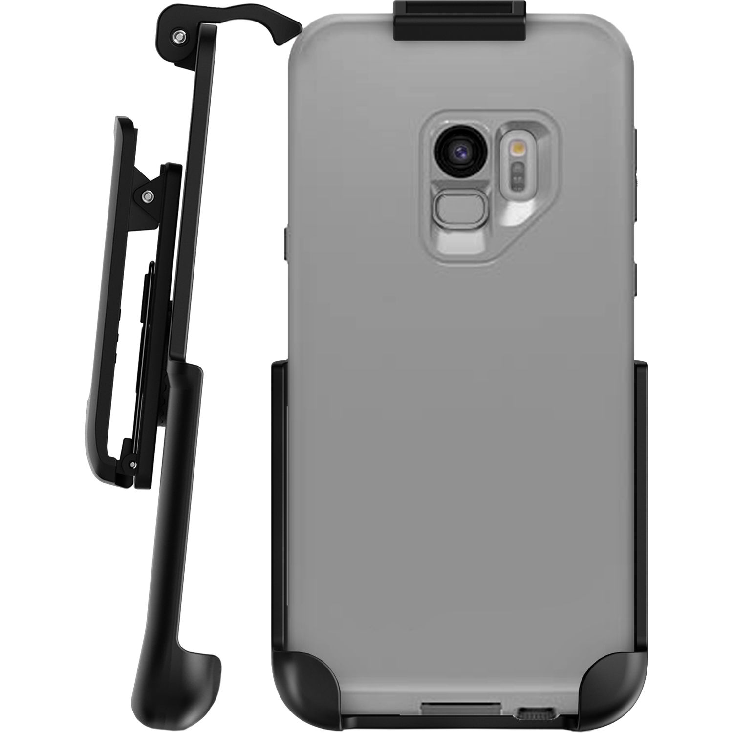 on sale 2ee26 5a7b5 Encased Belt Clip Holster for Samsung Galaxy S9 LifeProof Fre Case