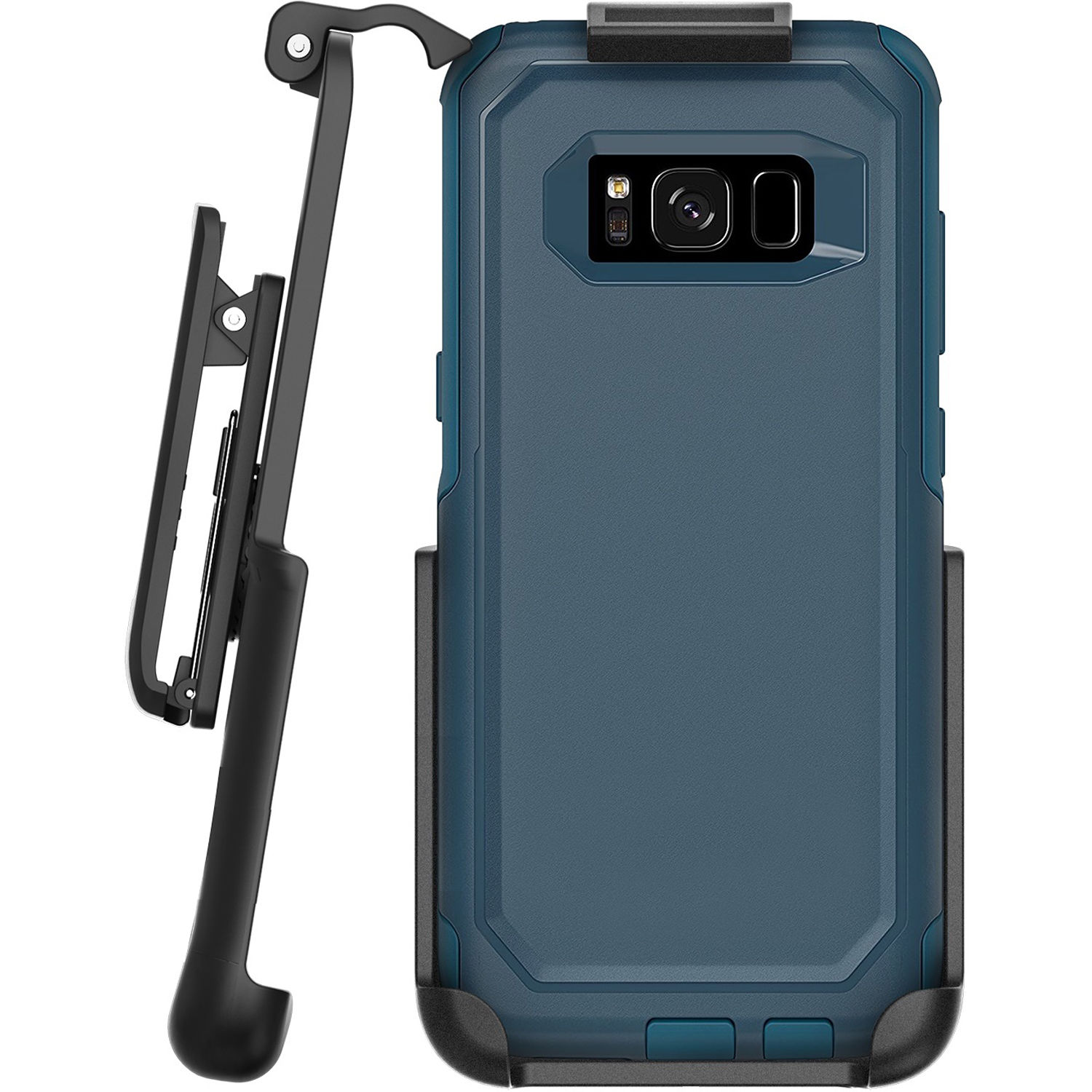 purchase cheap 0e00a 25247 Encased Belt Clip Holster for Galaxy S8+ OtterBox Commuter Case