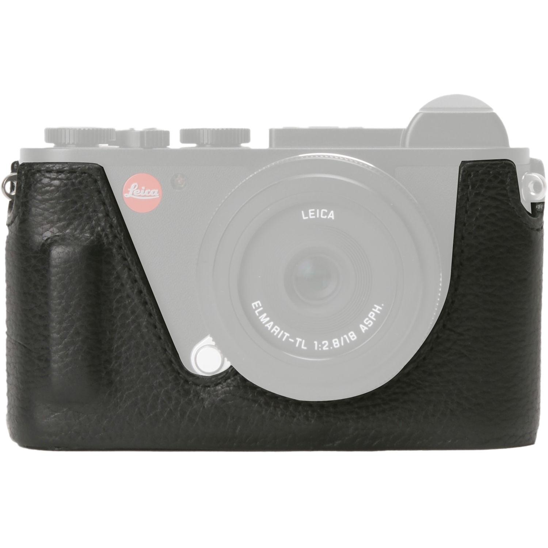 Artisan & Artist Leather Half Case for Leica CL (Black)