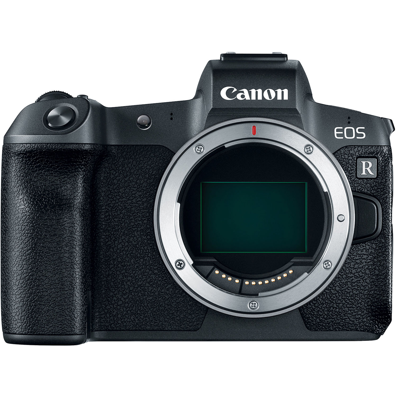 Canon Eos R Mirrorless Digital Camera Eosr Camera 3075c002 B H