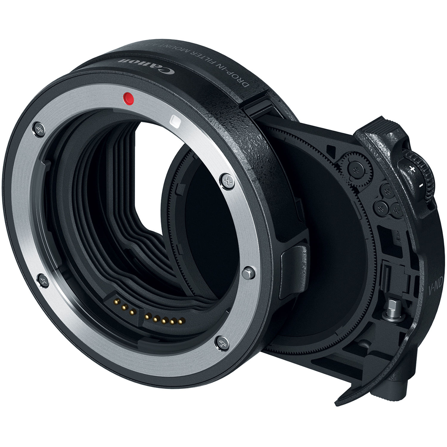VILTROX EF-EOS R Auto Focus Lens Mount Adapter Compatible with Canon EF//EF-S Lens to EOS R and EOS RP Camera