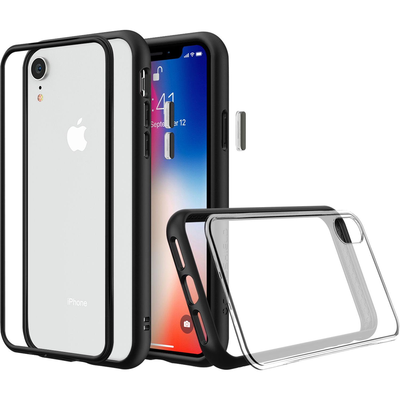 RhinoShield Mod NX iPhone XR Case (Black)