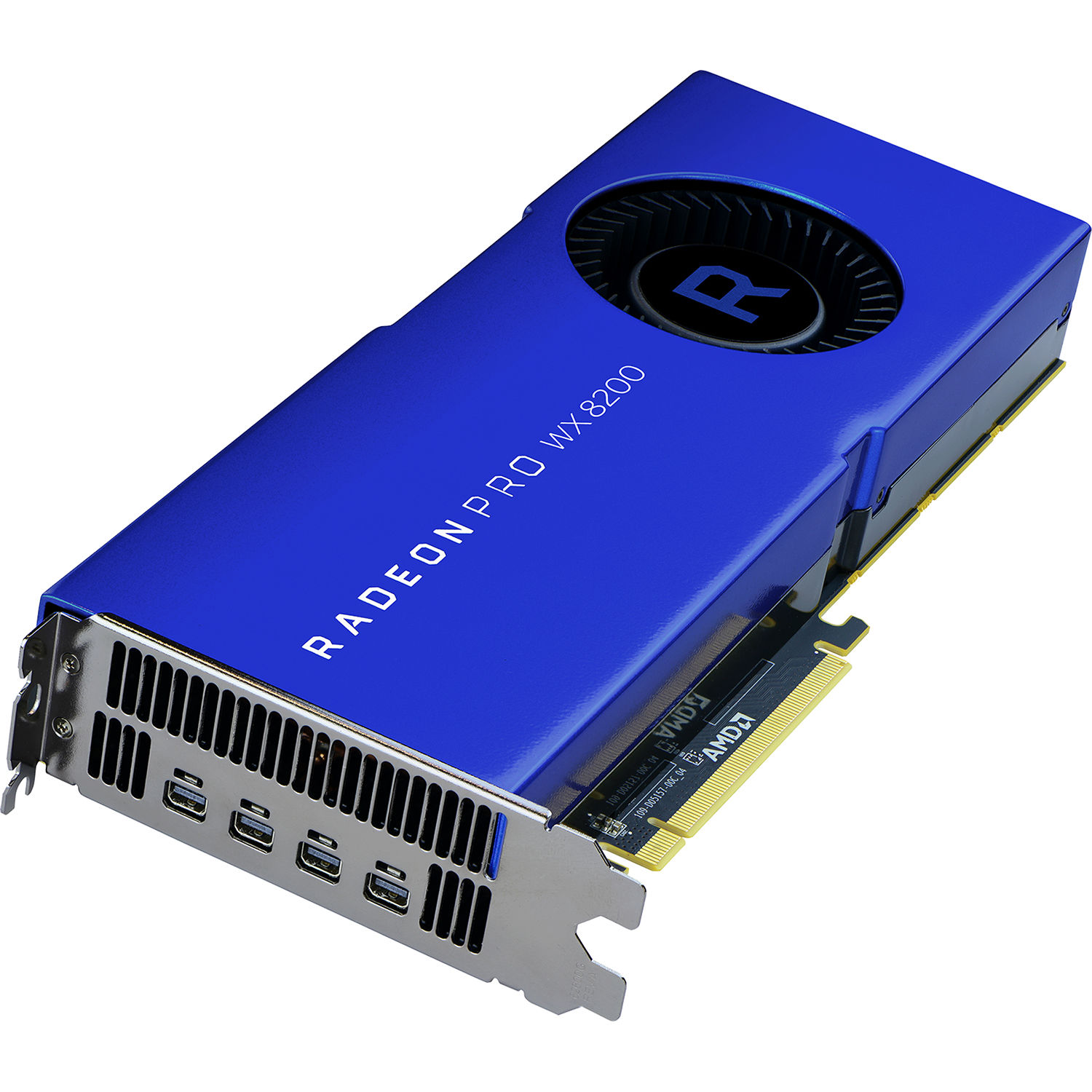 AMD Radeon Pro WX 8200 Graphics Card