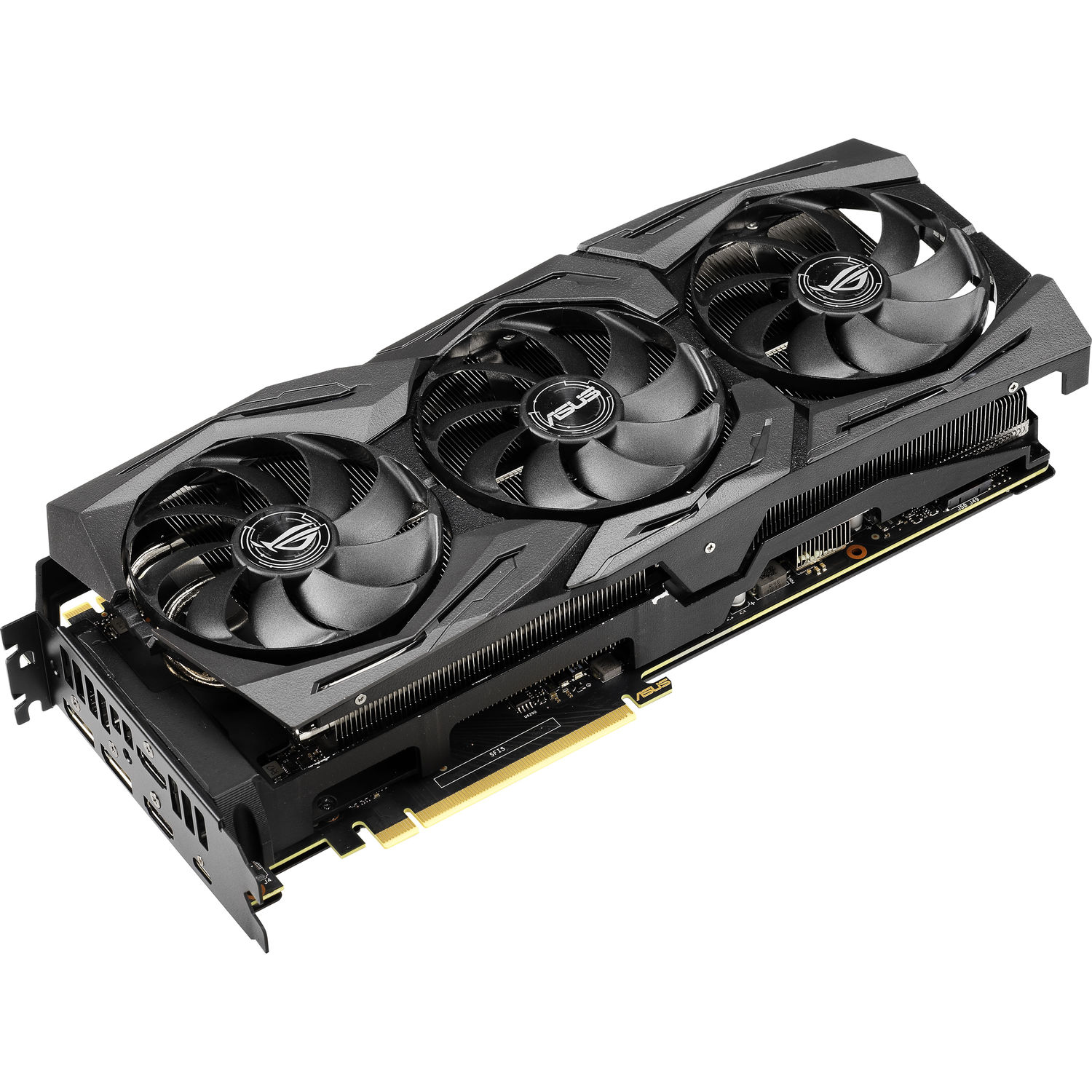 ASUS Republic of Gamers Strix GeForce RTX 2080 Ti Graphics Card