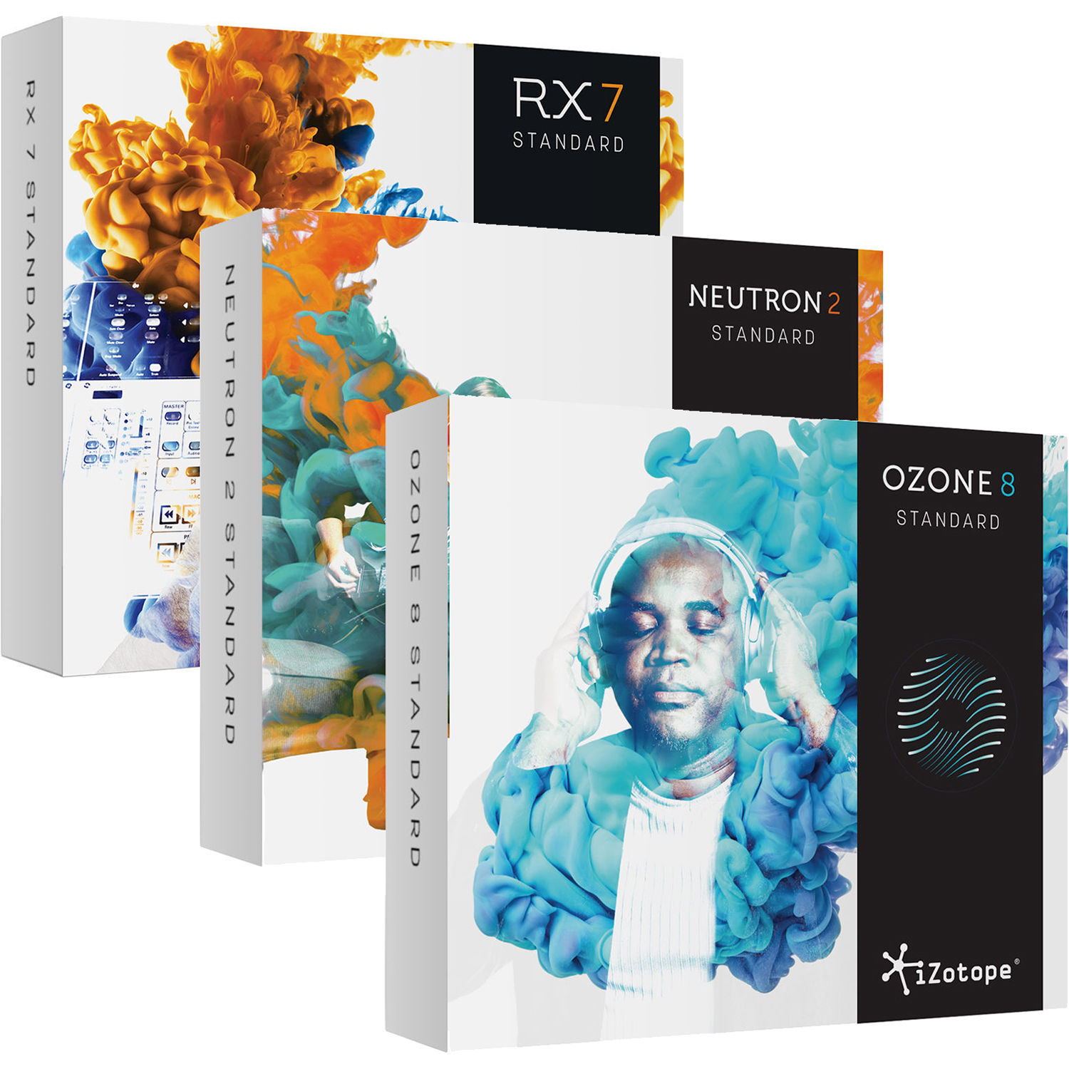 iZotope Award Winners Bundle - Software for Post Production, Mixing &  Mastering (Standard, Download)