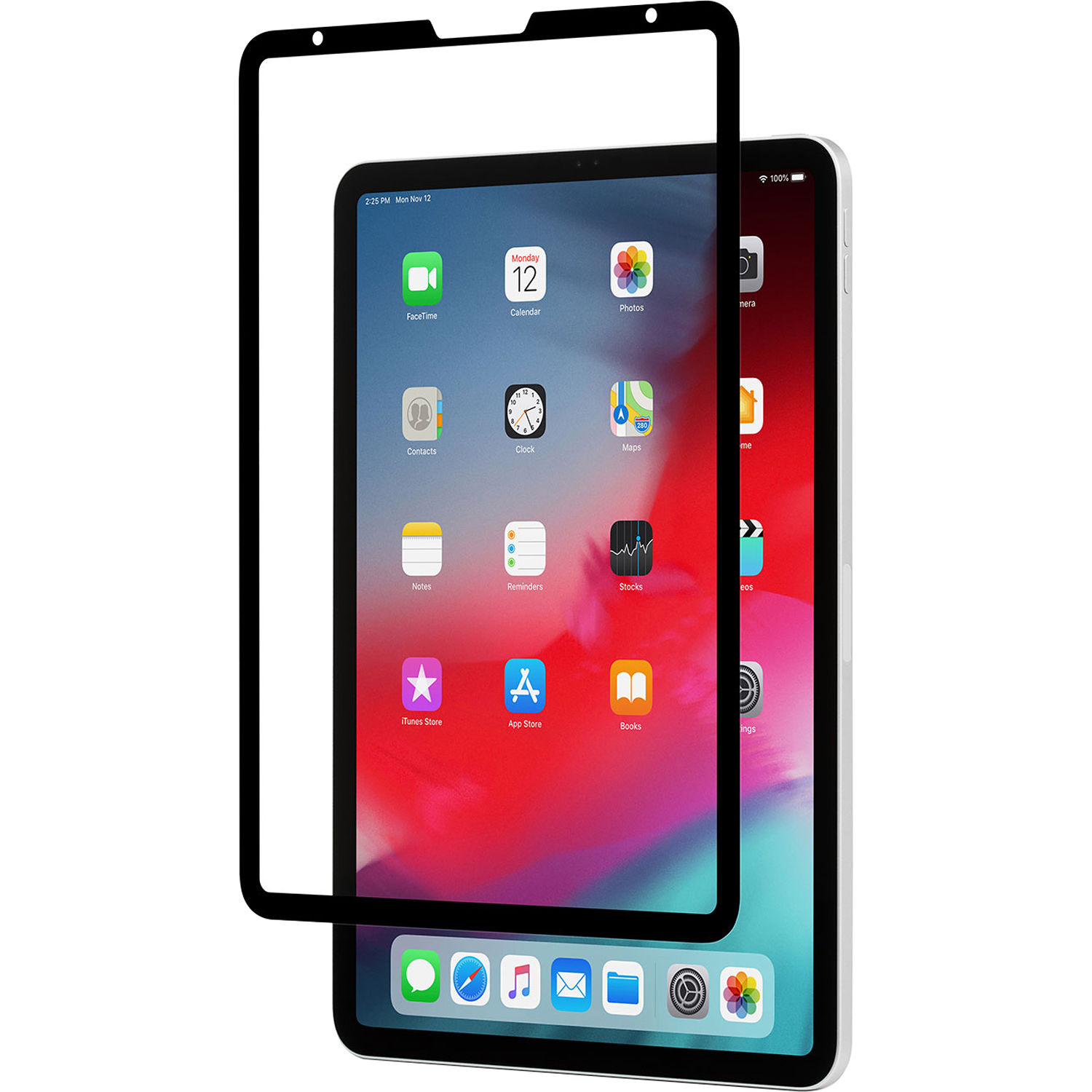 watch 5a4bd 6fb8c Moshi iVisor AG Screen Protector for iPad Pro 11