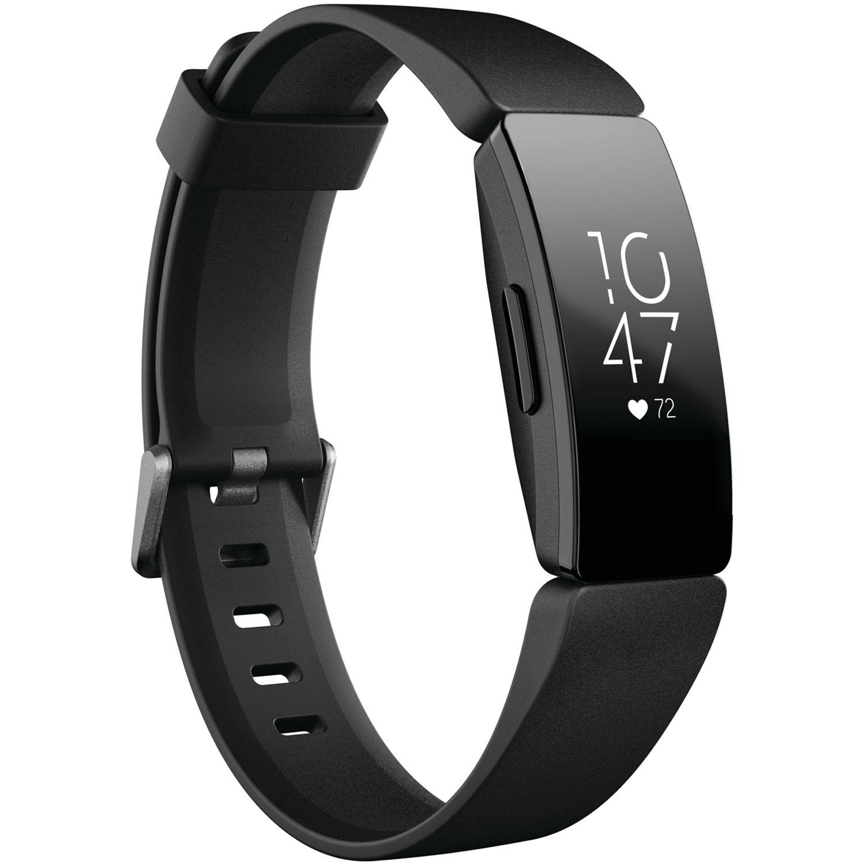 dobra jakość pierwsza stawka najlepsze oferty na Fitbit Inspire HR Fitness Tracker (Black)