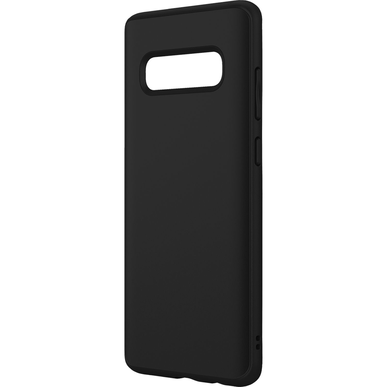 brand new 8d3fc 76fb2 RhinoShield SolidSuit Case for Samsung Galaxy S10+ (Classic Black Finish)