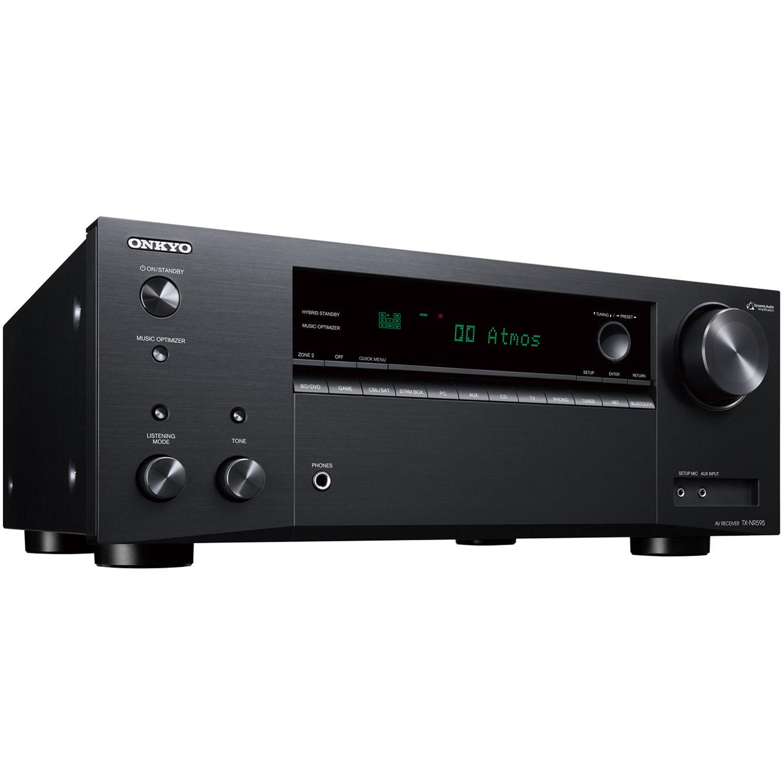 Onkyo TX-NR595 7 2-Channel Network A/V Receiver TXNR595 B&H