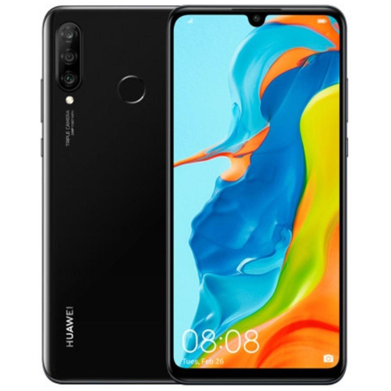 Huawei P Smart 2 Sim Karten.Huawei P30 Lite Dual Sim 128gb Smartphone Unlocked Midnight Black