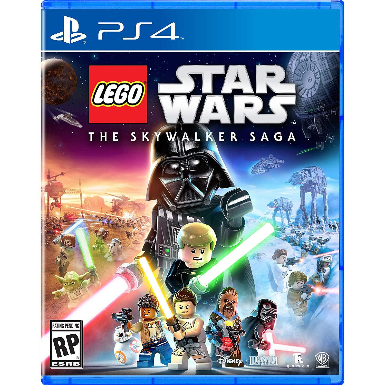 buy online on feet images of closer at Warner Bros. LEGO Star Wars: The Skywalker Saga (PlayStation 4)