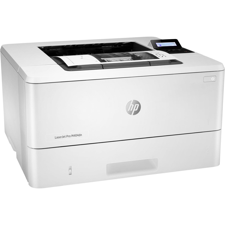 HP LaserJet Pro M404dn Monochrome Laser Printer W1A53A#BGJ B&H