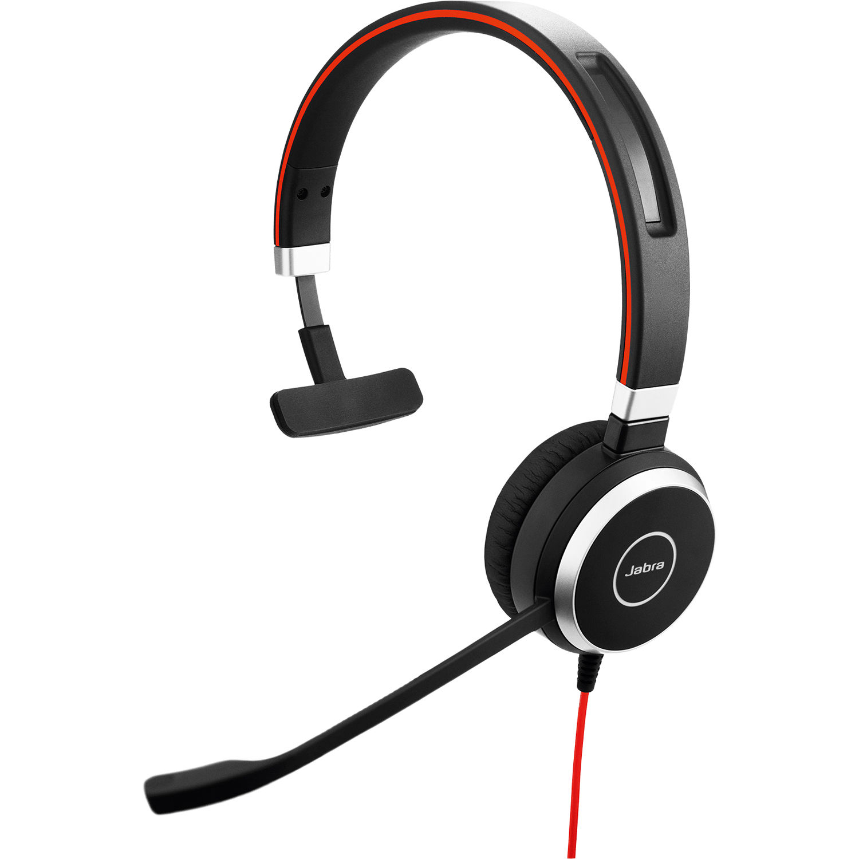 Jabra Evolve 40 Stereo Headset 6399 823 189 B H Photo Video