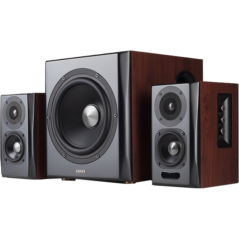 Edifier S100DB 100.10-Channel Bluetooth Speaker System