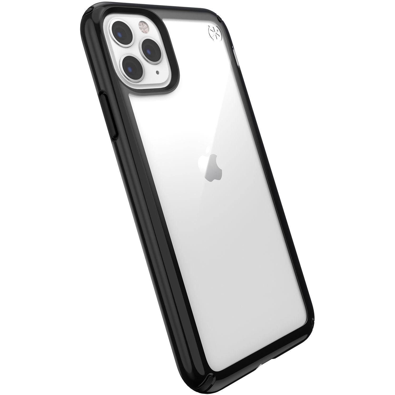 Speck Presidio Show Case for iPhone 11 Pro Max (Clear/Black)