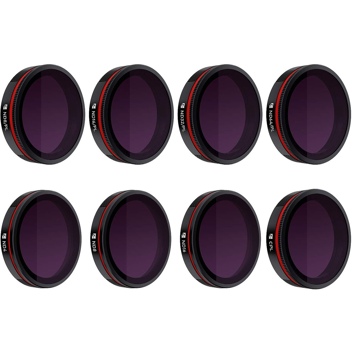Camera Filter FREEWELL Magnetic Quick Swap System 77mm Neutral Density ND64 6 f-stops