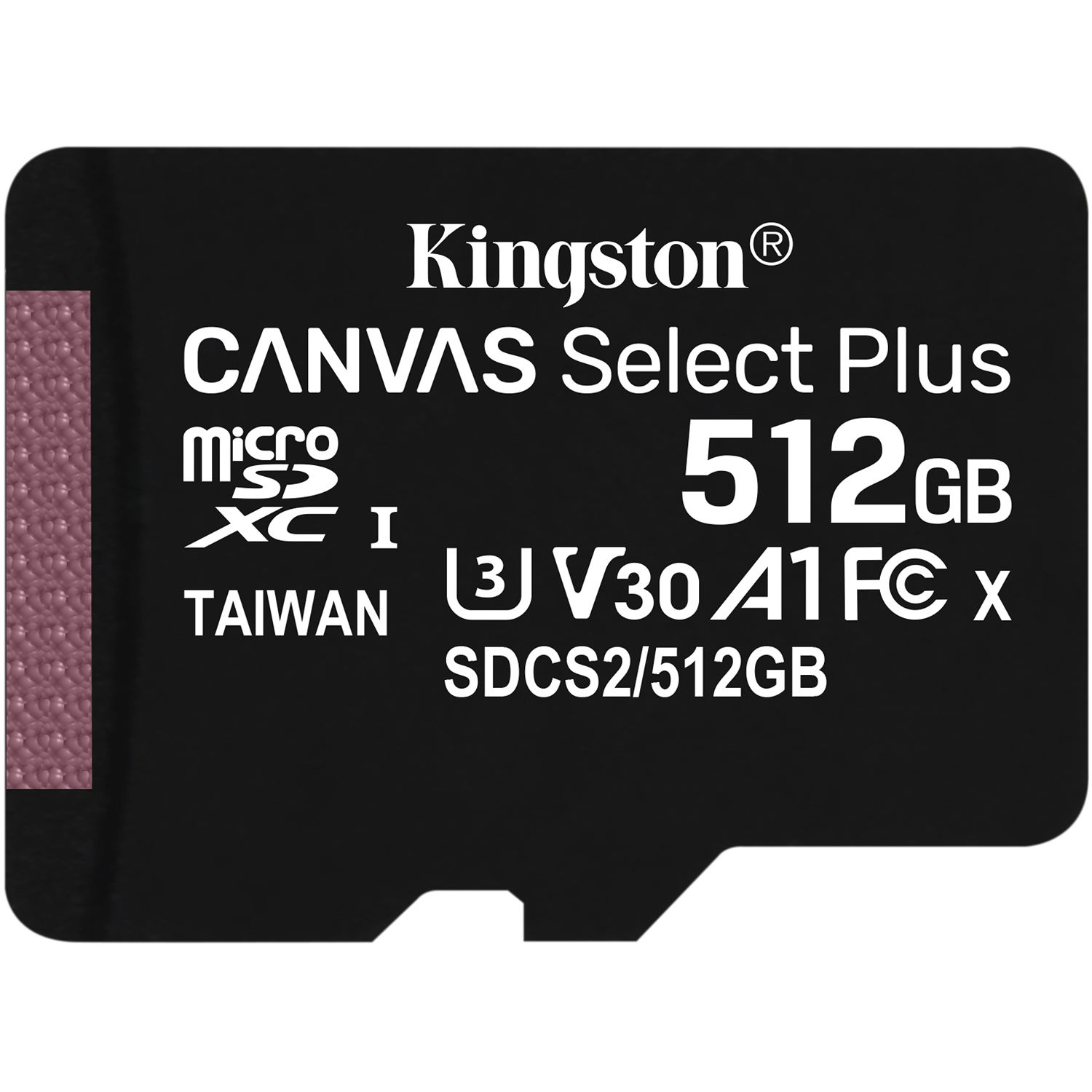 80MBs Works with Kingston Professional Kingston 512GB for CAT S61 MicroSDXC Card Custom Verified by SanFlash.