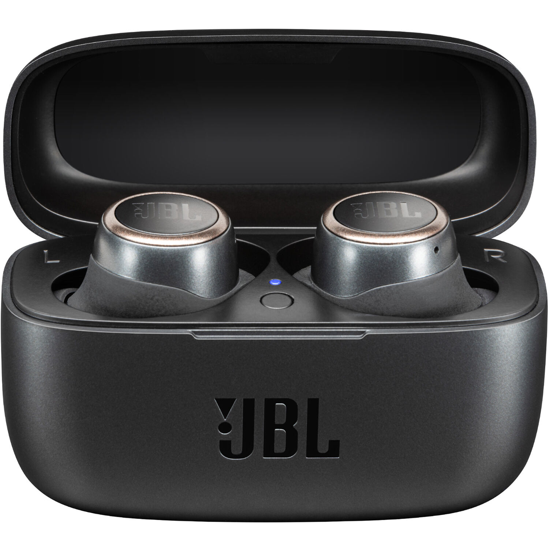 Jbl Live 300tws True Wireless In Ear Jbllive300twsblkam B H