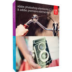 Adobe Photoshop Elements 12 & Premiere Elements 12 for Mac and Windows (Box)
