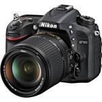 Nikon D7100 DSLR Camera with 18-140mm Lens