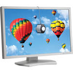 """NEC 30"""" Wide Gamut LED Desktop Monitor with SpectraView II (White)"""