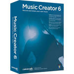 Cakewalk Music Creator 6 Touch Music Recording Software