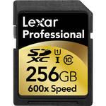Lexar 256GB SDXC Memory Card Professional Class 10 600x UHS-I