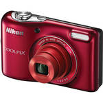 Nikon Coolpix L30 20.1MP Digital Camera