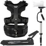 VariZoom Navigator Universal with Heavy-Duty Arm & FlowPod Camera Stabilizer Kit