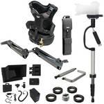 VariZoom Navigator & FlowPod Camera Stabilization Delux Kit