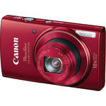 Canon PowerShot ELPH 150 IS Digital Camera (Red)